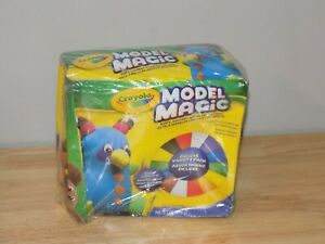 Crayola Model Magic Deluxe Variety Pack Air Dry Modelling Clay/Dough 14 Pack