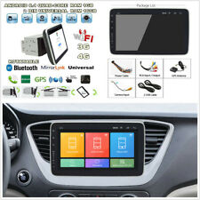 "10.2"" 2Din Rotatable Android 8.1 Car Stereo Radio GPS Wifi 3G 4G Mirror Link OBD"