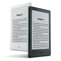 "Amazon Kindle 8th generation 4GB, Wi-Fi, 6"" /  Black Touch Screen E Book Reader"