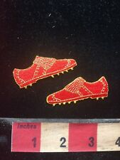 Track Star RUNNING SHOES - 2 Patch - Spikes (??? Or Maybe Golf Shoes???) 75V3