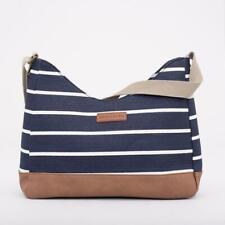 Brakeburn Ladies Stripe Hobo Bag - NEW!