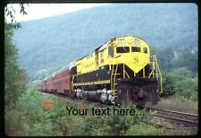 n707 Orig. Slide NYSW 3004 On Special at S Of Worenton, NY 1983