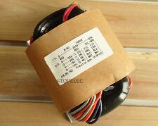 220V 100W r-core transformer for audio ampli amplificateur micros dac 36V+36V 15V+15V
