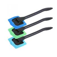 Microfiber Windshield Clean Auto Car Wiper Cleaner Glass Window Brush Tool Kits