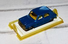 Majorette Made in France Boite Cristal 1/60 Simca 1100 TI N° 234 RARE