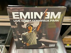 Eminem Live From Comerica Park 2x LP IMPORT [Slim Shady Stan] SEALED NEW