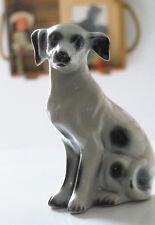 Porzellanfigur Hund sitzend Dalmatiner-Welpe Brazil  Porzellan/Keramik 17,5 cm