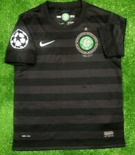 CELTIC 2012/2013 AWAY ANNIVERSARY FOOTBALL SOCCER JERSEY NIKE BOYS M