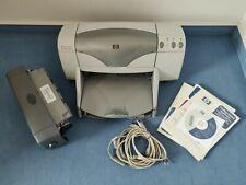 Tintenstrahldrucker HP deskjet 990 cxi professional series, beidseitiger Druck