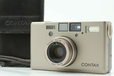 【Mint CLA'd】Contax T3 Double Teeth 35mm f/2.8 Point & Shoot Film Camera JAPAN