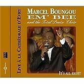 It's All Right, Boungou, Marcel, Audio CD, New, FREE & FAST Delivery