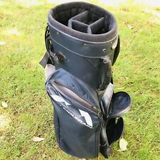 Sun Mountain Midnight Blue 4 Way Divider Golf Carry Or Cart Bag ~ Mens