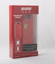 Ferrari Red Eau De Toilette Spray 2 x 25ml With IPhone 6 Case