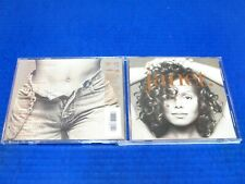 Janet Jackson - Janet Self-Titled - 1993 Dance Pop Cd w/27 Tracks Very Good