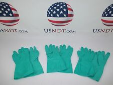 Gloves Heavy Duty Magnetic Particle Inspection  NDT Penetrant Magnaflux Zyglo
