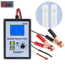 Professional Automotive Gasoline Injector Tester Powerful Fuel System Scan Tool