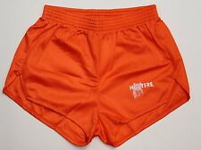 HOOTERS GIRLS ORANGE SHORTS FOR WOMEN - XXX-SMALL - XXXS - NEW W/OUT TAGS