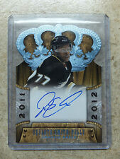11-12 Panini Crown Royale #157 Blue Rookie Auto DEVANTE SMITH-PELLY