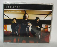 Bee Gees - This is Where I Came In CD Single with video
