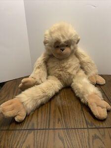 "Vintage Russ Mungo Gorilla Monkey Plush Toy Stuffed Animal 30"""