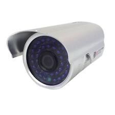 2.8MM 720P 1.0MP IP Camera  Onvif Outdoor Security Network Waterproof 36Blue IR