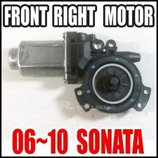 HYUNDAI Sonata 2006-2010 Front Right/Passenger Side  Window Motor 82460-3K001