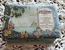 VINTAGE ♢ FIRESIDE CHOCOLATES  BOSTON SERENDER BOX