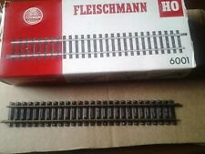 BINAIRE DROIT MODELLGLEIS ART. 6001 FLEISCHMANN mm 204