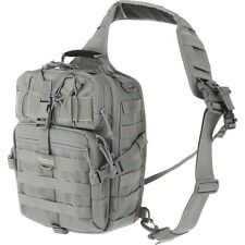 Maxpedition Tactical Gearslinger Backpack, Malaga CCW Hike Camp EDC Run Day Bag