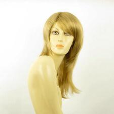 Perruque femme mi-longue blond doré COLINE 24B