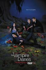 The Vampire Diaries poster - Ian Somerhalder poster - Give In To Your Appetite