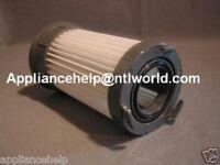 Electrolux Zanussi Vitesse Powermax Vacuum Cleaner Hoover Hepa Filter EF86B