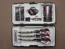 New listing Viper Grim Reaper 18g Soft Tip Darts Tungsten 21-2502-18 w/ FREE Shipping & Case
