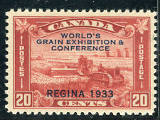 CANADA # 203 Very Fine Never Hinged Issue - WORLD GRAIN EXHIBITION - S7067