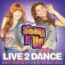 Shake It Up: Live 2 Dance by Cast of Shake It Up: Live 2 Dance (CD, 2012, Walt D