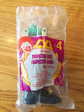 MC DONALDS HAPPY MEAL TOY 1999 DISNEY INSPECTOR GADGET LEG TOOL # 4 NIP