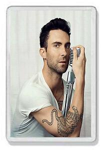 Adam Levine 001 (Maroon 5) Fridge Magnet *Great Gift*