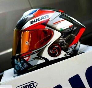 SHOEI Motorcycle Full Face Helmet X14 Spirit 3 Ducati V4 Marc Marquez 93