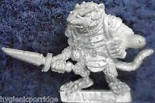 1985 Skaven C47 Acero Rata Hierro portador caos ratmen Citadel Warhammer clanrat Gw