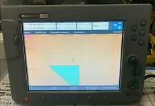 Raymarine C120 MFD Chartplotter w/Suncover E02022 and cable Used