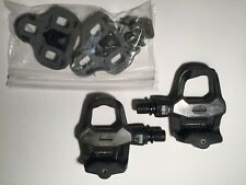 Look Keo 2 Max Carbon Road Cycling Pedals w/ cleats