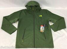 The North Face Men's Fuseform Dot Matrix Jacket Scallion Green TriMatrix Size M