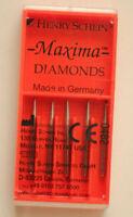 Henry Schein,Maxima Diamantes,Diamante Fresas, 878-2723, Paquete De 5 - Nuevo
