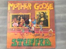 MOTHER GOOSE. - STUFFED MUSHROOM RECORDS LP RECORD