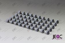 Aluminium Coated 25.4mm Corner Cube Prism, Plated Trihedral Retroreflector *50