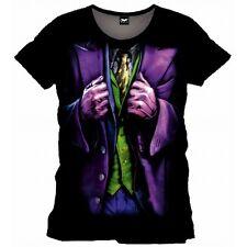 Dark Knight - Joker Poker T-shirt Uomo S TIMECITY