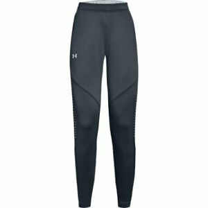 Under Armour Hybrid Warm-Up Pant Womens 1327445 - Carbon - XS