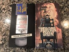 The Horror Show VHS! 1989 The Thing In The Mouth Of Madness Southern Comfort