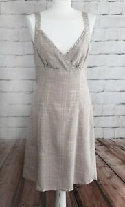 NOA NOA dress Willow Silk  empire purple size M/38  UK:12