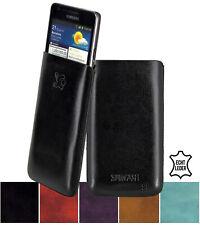 Funda para Samsung Galaxy S2 Protectora Cubierta de Cuero Delgado Solapa Extraer